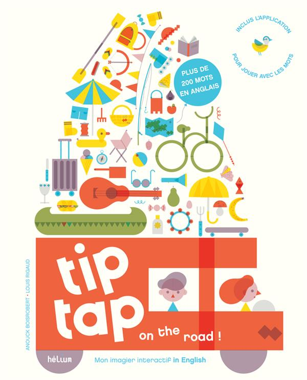 TIP TAP, ON THE ROAD